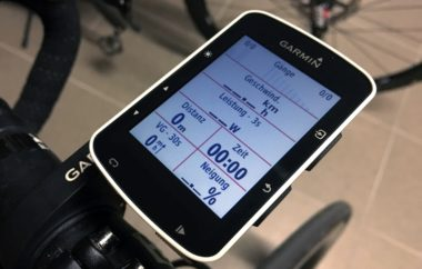 Garmin Edge 520 Review und Erfahrungen tests technik GPS Garmin