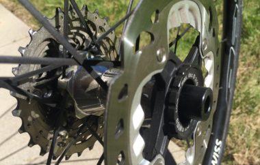 Scheibenbremsen am Rennrad Ein No Go? tests technik Werkstatt Rennrad Laufräder Komponenten Bremse
