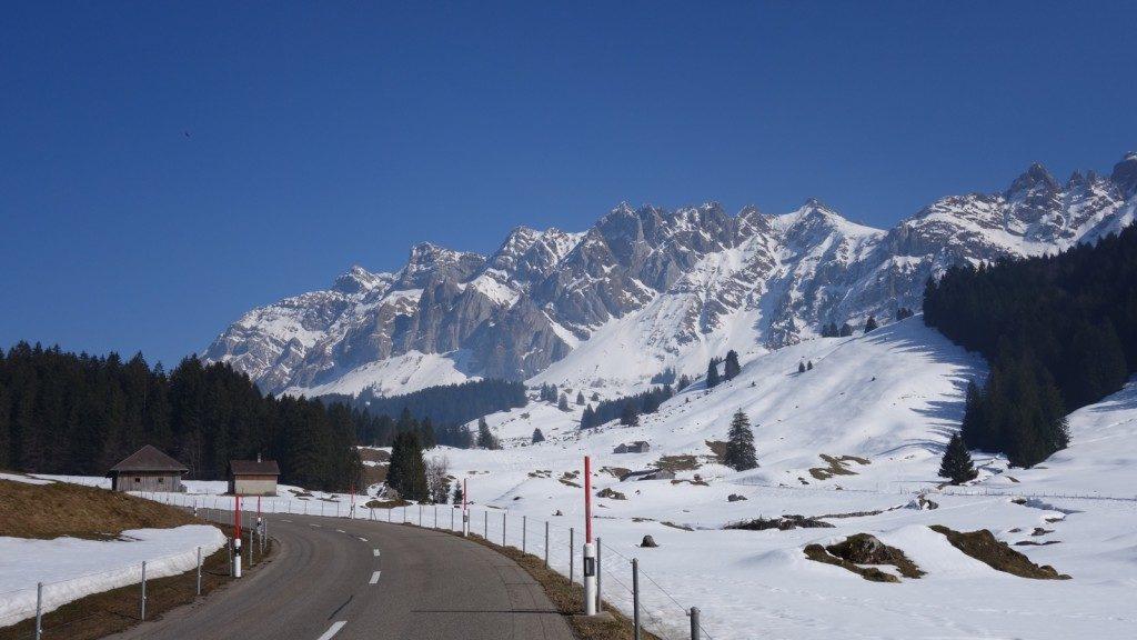 Appenzellerland und Toggenburg reviere Training Schweiz Reise