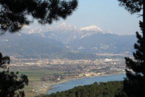 Mit dem Rennrad am Golfo dei Poeti reviere fruehling Toskana Rennradrevier Reise Radrevier Ligurien Italien Cinque Terre Apennin