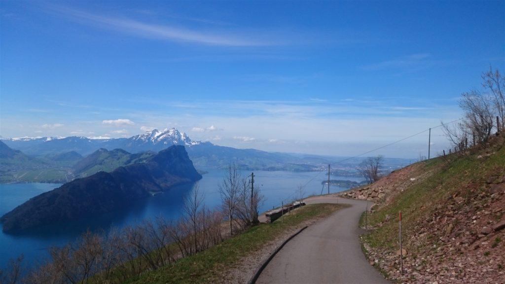 Luzern   Am Fusse der Alpen reviere Zentralschweiz Schweiz Rennradrevier Rennrad Luzern