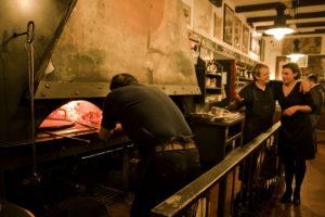 Farinata   veganes carbo loading ernaehrung Reise Luchin Ligurien Italien Farinata Ernährung Chiavari