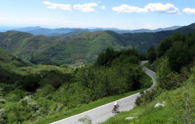 Von Naters nach Chiavari sommer reisen touren Schweiz Rennradtour Rennrad Italien Apennin Alpen