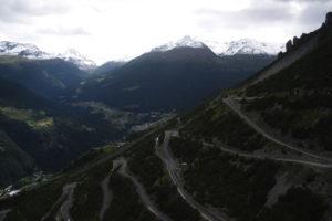 Analog von Bergamo nach Bern   Tag 2 sommer reisen touren adventure Torri di Fraele Rennradtour Rennradreise Mortirolo Italien