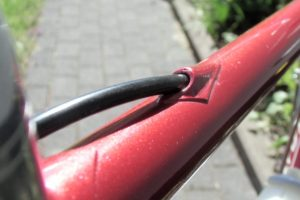 Wie ich zu einem Claus Lauer Rennrad kam tests technik allgemein Retro Rennrad Claus Lauer