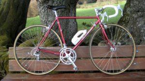 Rennrad Fahrtechnik Teil 1 – Position auf dem Rennrad
