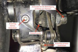 Shimano DI2 Schaltung einstellen workshops tests technik Workshop Werkstatt Shimano Schaltung Rennrad DI2