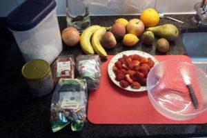 Vegan   Das Müsli ohne Milch ernaehrung vegan Müsli Ernährung