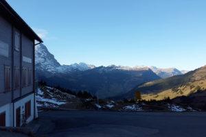 Grosse Scheidegg Berner Oberland reisen touren Schweiz Rennradrevier Rennrad Alpen
