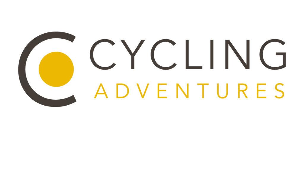 Cycling Adventures Firmen Logo reisen touren allgemein Rennradreise Logo Cycling Adventures