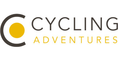 Cycling Adventures Firmen Logo reisen touren allgemein Rennradreise Logo Cycling Adventures