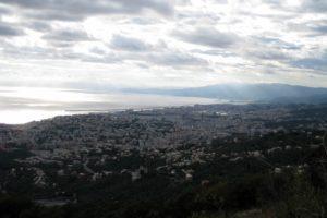 Per Rad entlang der ligurischen Küste reisen touren fruehling Radweg Meer Ligurien Küste Cinque Terre Apennin