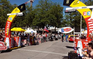 Die Tour de France 2016 gastiert in Bern training rennen Schweiz Radrennen Frankreich