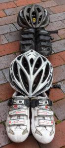 Regenfahrt am Hinterrad allgemein Training Rennradtour