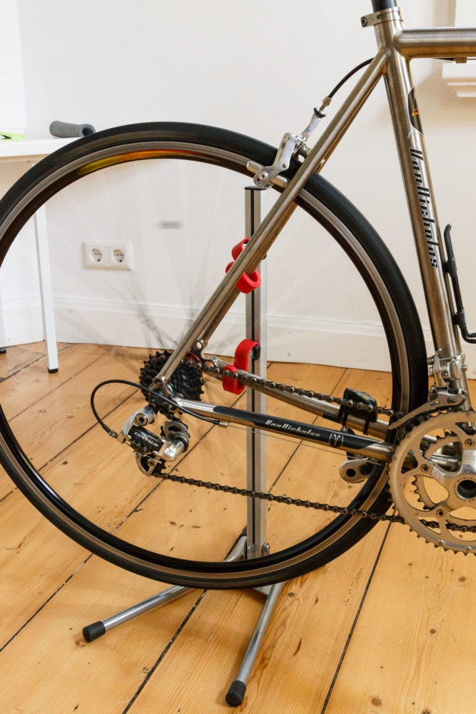 fahrradständer – wohin mit dem liebling? | cycling adventures