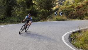 Rennrad Fahrtechnik Teil 2 – sicher und souverän bergab