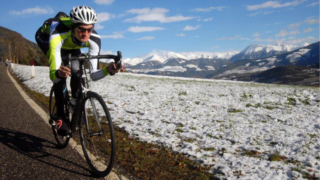 Rennrad Fahrtechnik Teil 2 – sicher und souverän bergab sicherheit allgemein