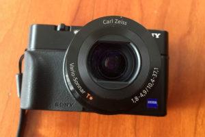 Sony RX100 II Kamera für Rennradtouren tests technik allgemein Fotografie Erfahrungen