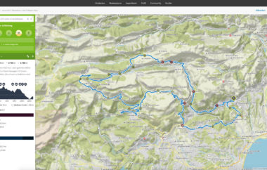 Komoot   Rennrad Tourenplaner und  portal reisen touren cycling adventures allgemein