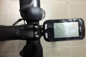 Garmin Vorbau Halter für Aero Lenker tests technik Test Rennradteile GPS Garmin Erfahrungen