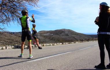 Videodreh an der Côte dAzur turnaround fruehling cycling adventures