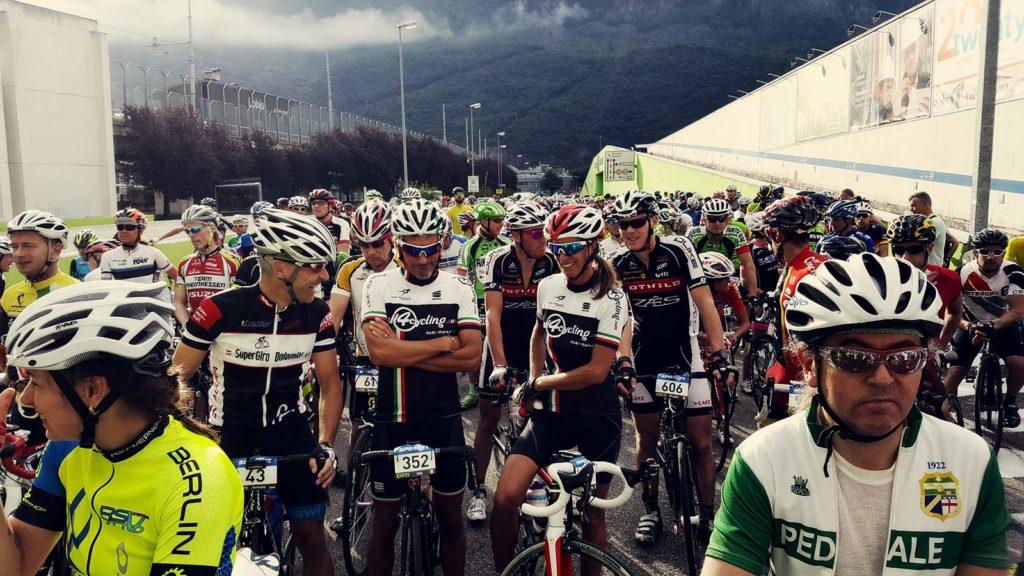 Dolomiten Radrundfahrt – Giro delle Dolomiti 2017 training rennen sommer