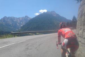 SuperGiroDolomiti – 5234 Hm an einem sonnigen Junitag training rennen reviere Tirol Radrennen Radmarathon Österreich Alpenpässe Alpen