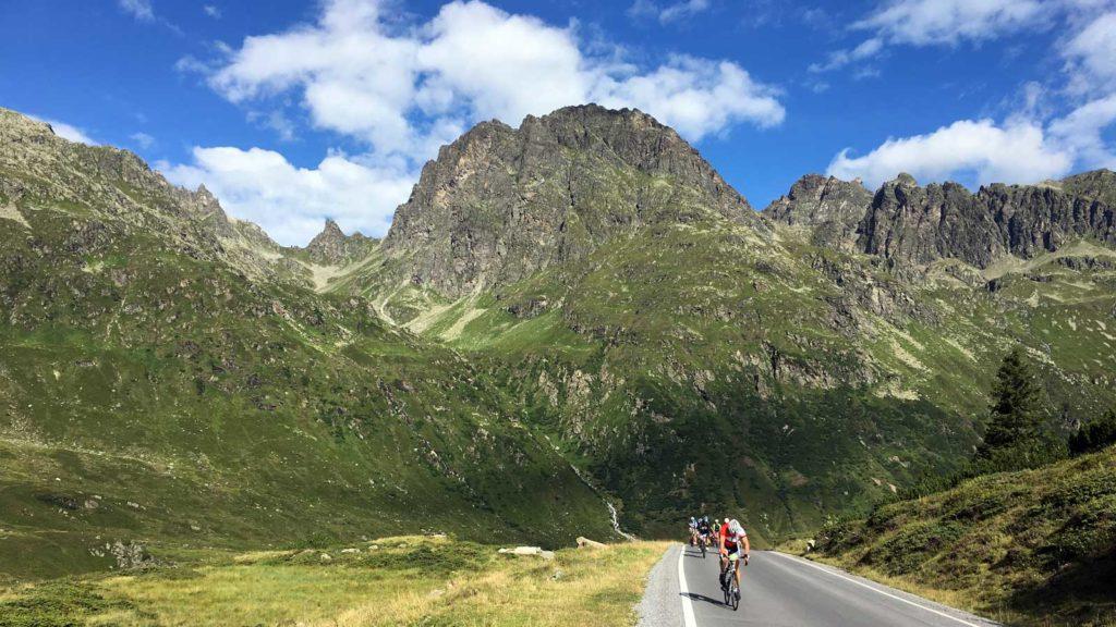 Arlberg Giro 2017   St. Anton am Arlberg training rennen reviere Radrennen Österreich Alpen