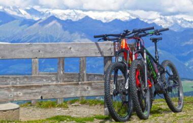 E MTB & MTB gemeinsam auf Tour Erfahrungsbericht reviere reisen touren MTB Italien E MTB