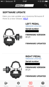 Favero Assioma Test Der BePro Nachfolger tests technik Wattmesser Rennradteile Powermeter Pedale Komponenten