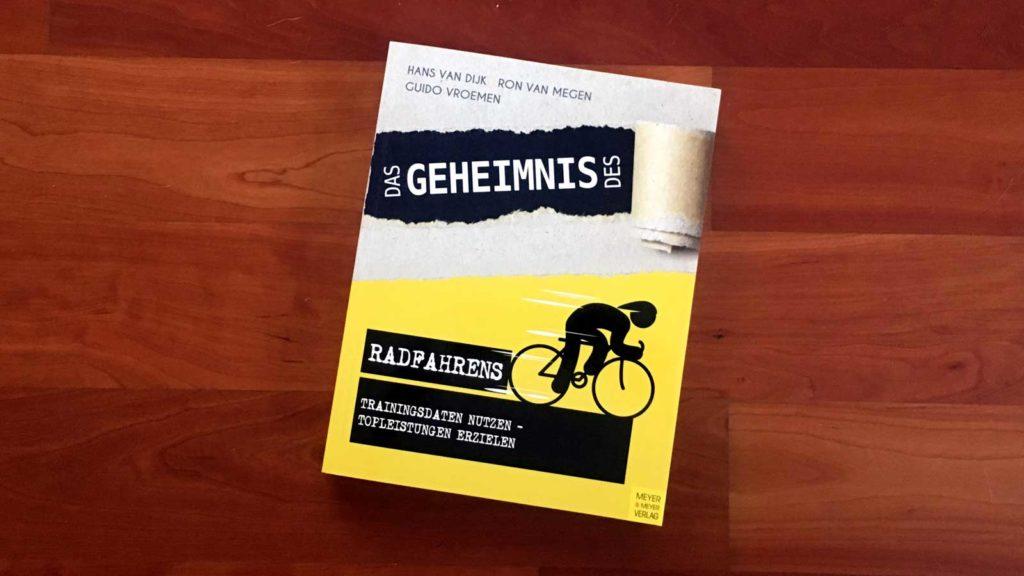 Das Geheimnis des Rennradfahrens Buchvorstellung buch vorstellung Training Rennrad Buch