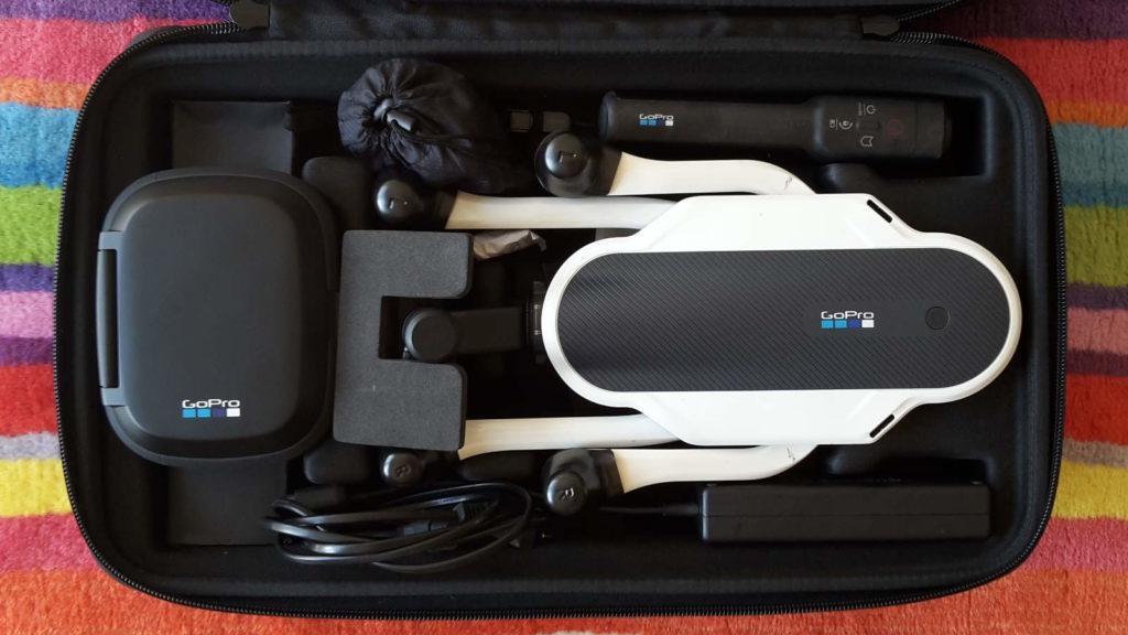 GoPro Karma Drohne für Rennradaufnahmen allgemein