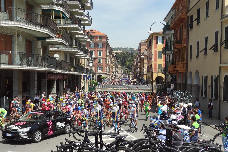 Biciklizam kao sport GirodItalia_Start