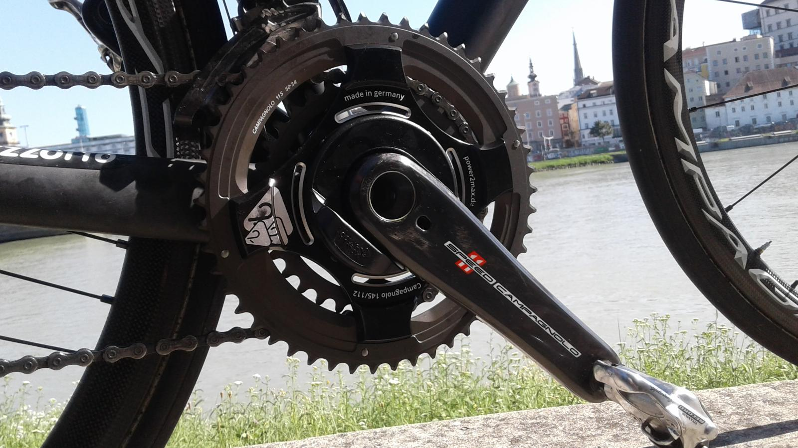 Power2max Campagnolo Type S