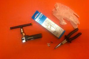 Kette wechseln Shimano/Sram workshops tests technik Werkstatt SRAM Shimano Kettenwechsel Kettenverschleiss