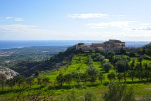 Rennradfahren auf Sizilien   Region Siracusa reviere reisen touren fruehling Sizilien Rennradrevier Rennradreise Rennrad Radrevier Italien