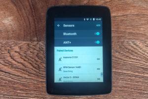 Hammerhead Karoo Test   Garmin Alternative? tests technik Training Hammerhead GPS Garmin