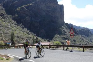 Airstreeem Triple EEE Race im Test auf Gran Canaria tests technik Test Rennradteile Rennrad Komponenten Gran Canaria Erfahrungen Ausrüstung