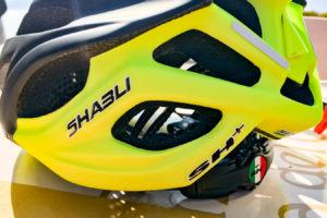 Radhelm Shabli von SH+ im Test tests technik Sicherheit SH+ Italien Helme Bekleidung
