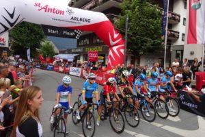 Arlberg Giro 2018 training rennen reviere reisen touren
