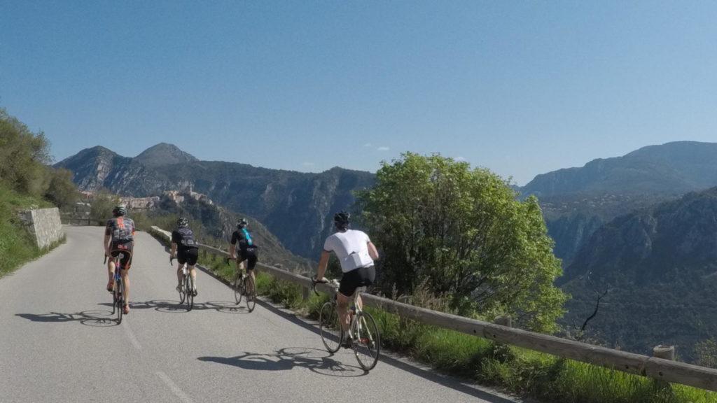 Frühlingsreviere   Côte d'Azur vs Ligurien reviere reisen touren fruehling cycling adventures