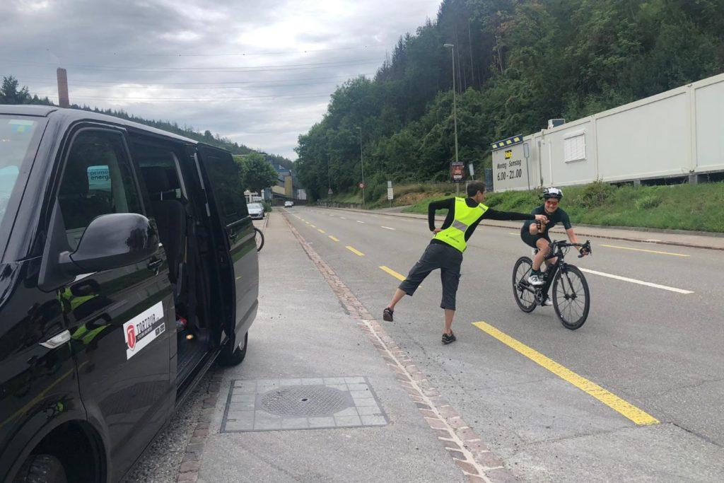 Über offene Rechnungen und Lindorkugeln: Die Sieger der Tortour 2019 2er Mixed im Gespräch training rennen